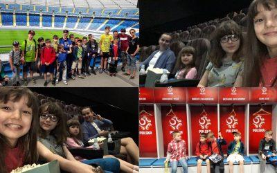 Zbiórka Ministrantów i spotkanie Dzieci Maryi inaczej:)